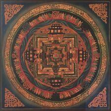 Mandala Painting – original Nepalese Buddhist meditation art