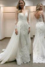 Formal Mermaid Wedding Gown, Delivery In About 17 Days.