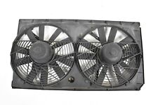 05-08 Maserati Quattroporte M139 Engine Radiator Fan Cooling Fan OEM