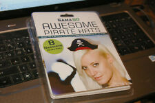Gama Go Awesome Pirate Hats Includes 8 Multicolored Hats Party Favors Decoration