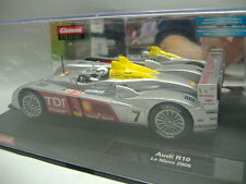 Carrera 20242 Exclusiv Audi R10 Les Mans  analoges Slotcar m. Licht  1:24 NEU