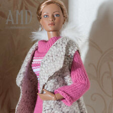 OOAK fashion for Poppy Parker 16''Tulabelle, Kingdom Doll, Tonner by Anicetta.