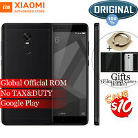 "Original 5.5"" Xiaomi Redmi Note 4X Snapdragon 625 32GB Octa Core 4G Phone Black"