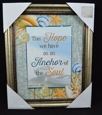 Inspirational Religious Picture This Hope Anchor Soul Hebrews 6:19 Prayer #14