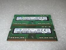 *Lot Of 2* Samsung M471B5173QH0-YK0 4GB PC3-12800 DDR3 non-ECC Laptop Memory