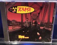Zug Izland - Fire CD Single rare insane clown posse Vioent J rock juggalo icp