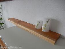 Wandboard Kirschbaum Massiv Holz Board Regal Steckboard Regalbrett NEU Brett !!!