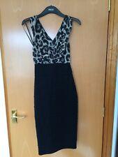 RIVER ISLAND dress, size 10, bodycon, worn once.