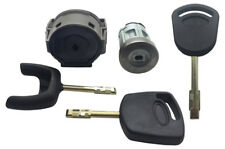 Zündschalter Reparatur Zündschloss & 3 Schlüssel Passend für Ford
