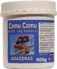 1 kg Camu Camu Fruchtpulver 50 % natürliches organisch gebundenes Vitamin C
