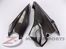 2010-2013 Z1000 Lower Bottom Belly Pan Cowling Panel Fairing 100% Carbon Fiber