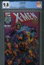 X-Men 80 CGC 9.8 Dynamic Force Variant 1998 COA Quesada Cover Uncanny Wolverine