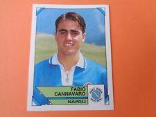 CALCIATORI PANINI Rookie CANNAVARO 1993-94 NR.198 NUOVA PERFETTA/PERFECT