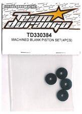 RC Team Durango TD330384 Machined Shock / Damper Piston DEX408T DNX408T DNX408v2