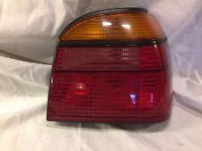 Original Feu Arrière Droit Rückleucht complet avec lampes porteur VW Golf 3