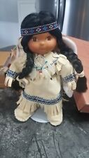 """Friends of the Feather """"Messenger of Spirit � Limited Edition Doll 1999 Enesco"""
