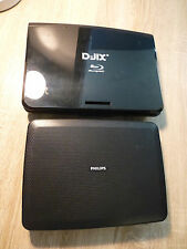 Lecteur DVD portable (Philips et D-Jix HS)