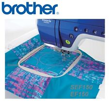 BROTHER Embroidery Hoop EF150 Square 150mm SEF Embroidery Frame V3,5,7,800e,2600