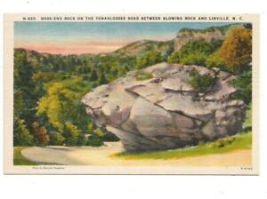 NOSE-END ROCK, YONAHLOSSEE ROAD, LINEN, UNPOSTED, BLOWING ROCK, NC