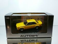 AUTOART HOLDEN LH TORANA SL/R 5000 L34 OPTION - YELLOW 1:43 - EXCELLENT IN BOX