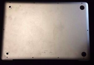 """GENUINE APPLE MACBOOK PRO A1278 13"""" LOWER BOTTOM BASE COVER 2009 2010 2011 2012"""
