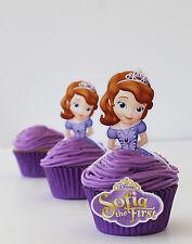 Comestible Images de gâteau Sofia la première dvd Décor Cuire au four
