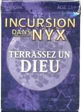 Deck de défi Incursion dans Nyx - Terrassez un Dieu - Journey into - Magic mtg