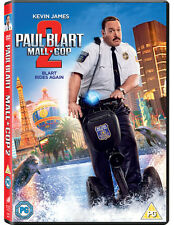 Paul Blart Mall Cop 2 Kevin James Comedy Action 2015 DVD