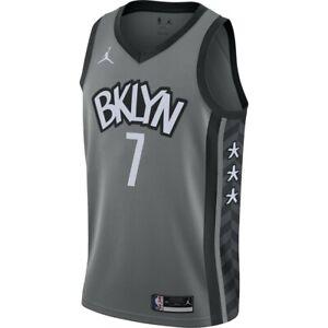 Jordan Kyrie Irving Nets Statement Edition 2020 NBA Swingman Jersey CV9469-005 f