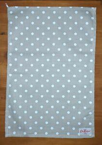 Cath Kidston  Polka Dot Cotton Tea Towel