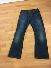 NUDIE MENS BLUE JEANS SIZE W32 L30