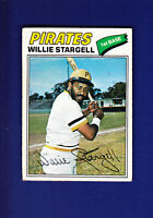 Willie Stargell HOF 1977 O-PEE-CHEE OPC Baseball #25 (VGEX) Pittsburgh Pirates