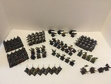 Warhammer Skaven Army OOP- Partially Painted - 2000 Pts