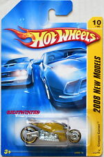 HOT WHEELS 2008 NEW MODELS CANYON CARVER GOLD