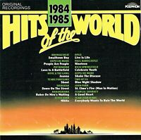 (CD) Hits Of The World 1984/1985 - Bronski Beat, Depeche Mode, Tears For Fears