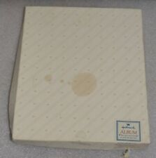 New in Box Vintage Hallmark Guest Book Album