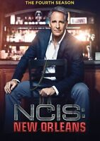 NCIS: New Orleans: The Fourth Season [New DVD] Boxed Set, Dolby, Slipsleeve Pa