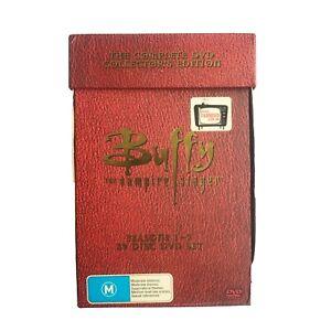 Buffy The Vampire Slayer Complete Series Season 1- 7 39 Disc DVD Box Set