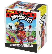 Panini Miraculous Ladybug Heroez in the World Sticker – 1 x Display je 36 Tüten