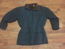L.L. Bean Long Field Coat Men's XL Green