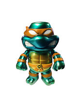 FUNKO Hikari Sofubi_Teenage Mutant Ninja Turtles__Metallic MICHELANGELO_1 of 500