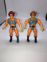 Thundercats 1985 Lord Lion-O Loose Not Complete Two Hair Versions Two Total