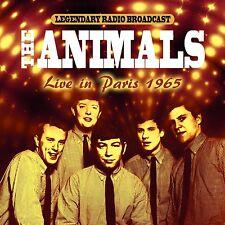 THE ANIMALS - LIVE IN PARIS 1965   CD NEUF