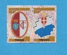 PANINI CALCIATORI 2004-05- Figurina n.618- TORINO+TREVISO -SCUDETTO-NEW