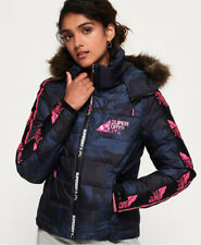 Superdry Womens Glacier Utility Puffa Jacket