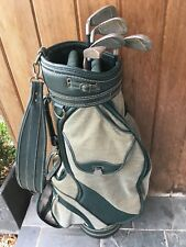 Set of Womens Callaway Golf Clubs x 5 and Golf Bag in Good Condition