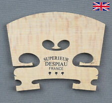 Despiau chevalets violon pont 4/4 Maple V11 41.25 A Grade