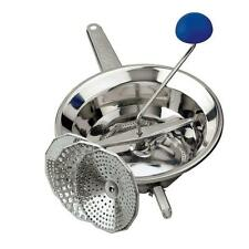 Moulin any Vegetable Mill Masher, Carrot/Tomato/Potato Ricer - Stainless Steel
