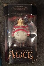 American McGee Alice In Wonderland Tweedle Dum New Never Opened