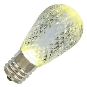 Vickerman Warm White Faceted S14 LED Replacement Bulb (Pack of 25)